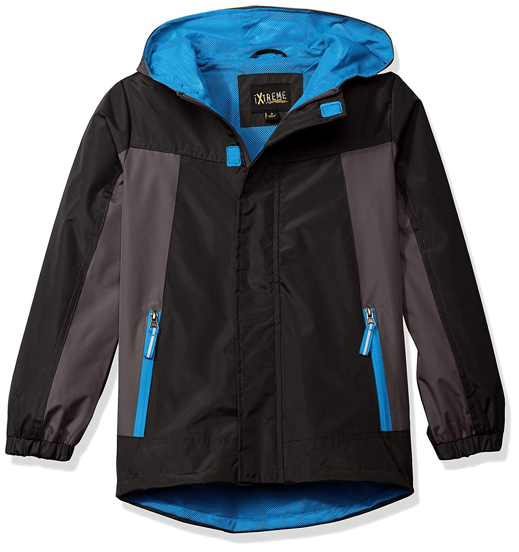 iXtreme Boys' Big Ripstop Active Jacket W/mesh Lining