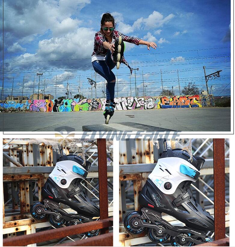 Flying Eagle F1s Mantra Inline Skate - GOX