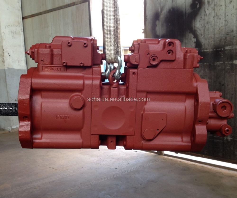 Экскаватор kpm K3V63 гидравлический насос SK120-6 k3v63dt гидравлический насос