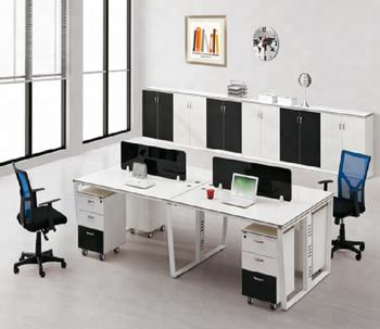 Muebles Oficina Modernos.Oficina Moderna Muebles De Oficina Cubiculo 4 Personas De Escritorio De Oficina Buy Moderna Oficina Muebles Estacion De Trabajo 4 Personas Oficina