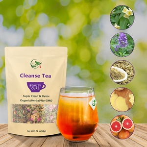 Deep Cleansing Diet Control Organic Chinese Nature Herbal Clenx Super Colon Detox Slimming Body Beauty Colon Cleanse Detox Tea