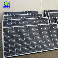 China supplier battery charge new energy 150w mono solar panel