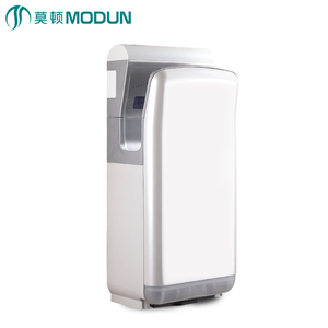 commercial wall mount high speed abs plastic electrical hand dryers bathroom air jet hand dryer