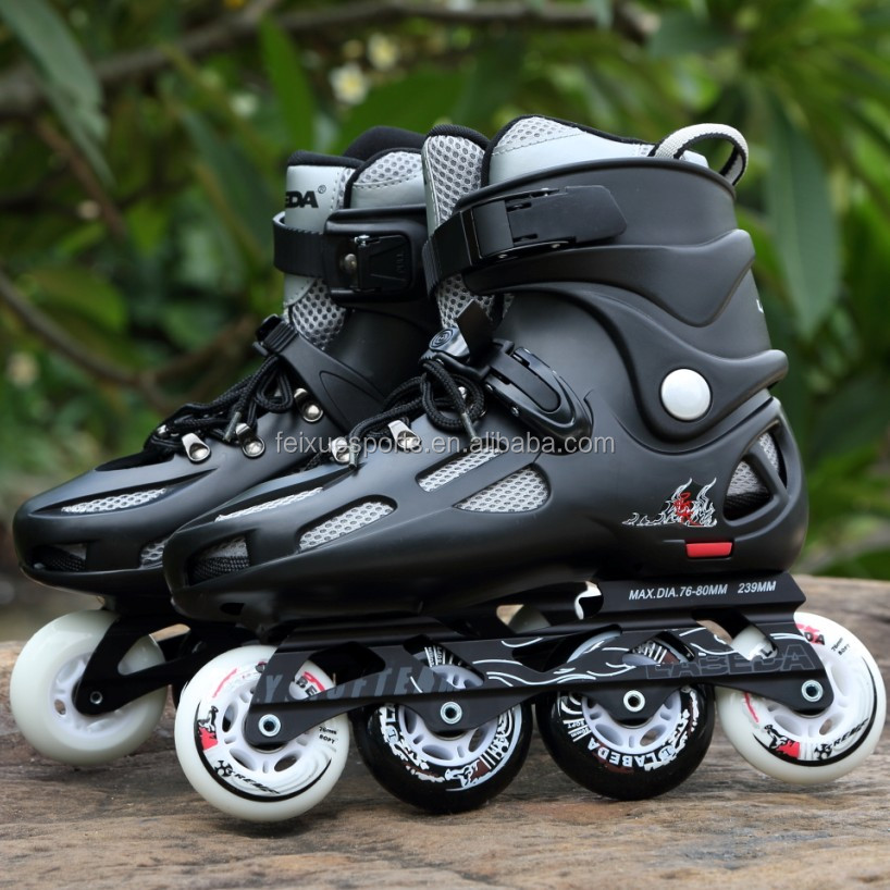 Skating Roller on Skates Inline Blade Out Patins Adult Out Door Door Skating Product Discount Buy Inline 5ARjL4