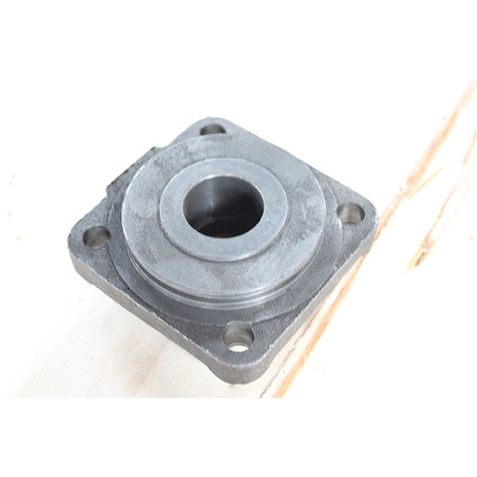 customized hydraulic cylinder valve cap from casting factory