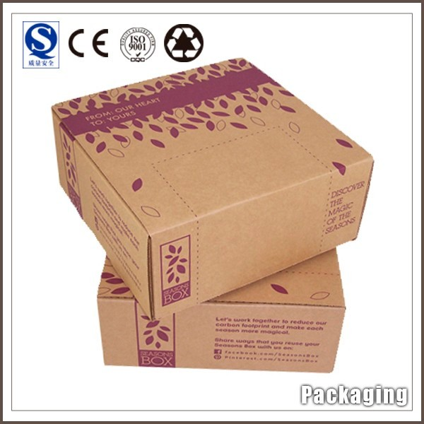 Wholesale Custom Packaging Shipping Carton with OEM Printing