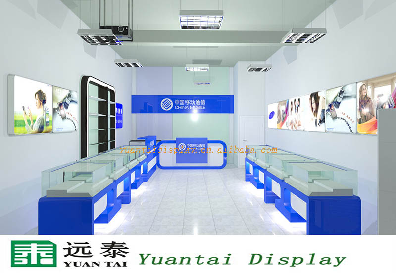 Furniture design for mobile phone shop cell phone display for Mobile furniture design