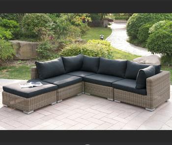 Outdoor Wicker Sectional Sofa Furniture L Shape Rattan Resin Wicker  Material - Buy Resin Wicker Material,Outdoor Sectional Sofa,Outdoor Wicker  ...