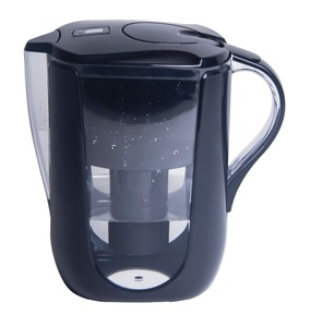 water pitcher filter -- purify and alkalize drink water