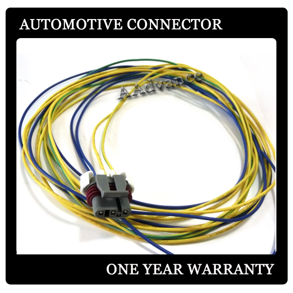 Connector Set For Holden Statesman WH WK WL 5.7L LS1 Crank Angle Sensor CAS