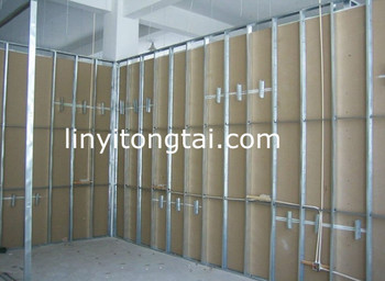 drywall metal framing materialsdrywall partition materialsaluminum wall framing materials - Metal Wall Framing