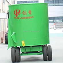 Vertical Portable TMR Feed Mixer