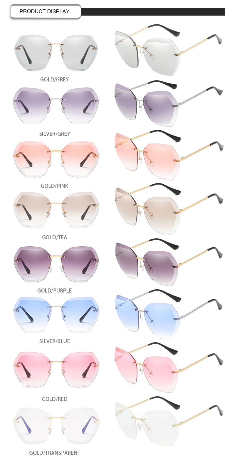 Fuqian Top glares sunglasses for business for sport-13