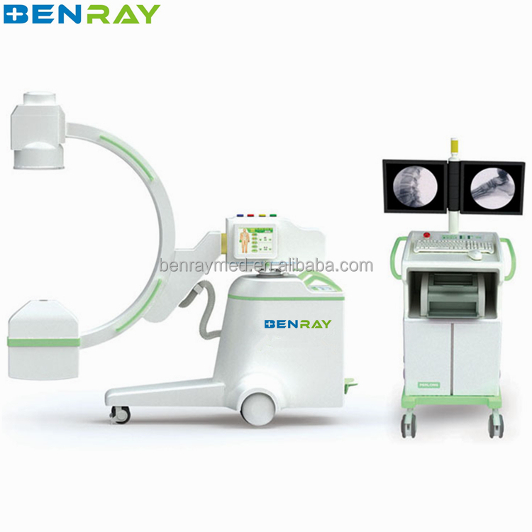 BR-CA700 Cheap portable mobile x-ray machine radiology c-arm fluoroscopy equipment