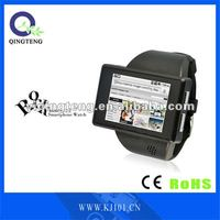 latest wifi and gps function smart wrist watch phone android