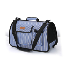 pet travel cage pet transport dog small bag fouently fulled dog carrier