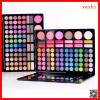 YASHI wholesale makeup 78 color eyeshadow palette