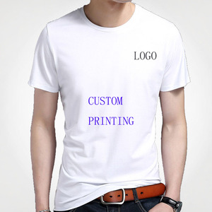 Custom Printing Dry Fit White Man Blank Cotton Plain Polo T Shirt,Long line T Shirt