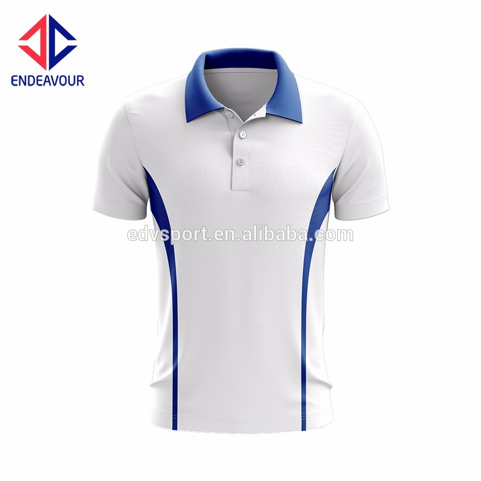 Wholesale Customized Two Tone Color Polo Shirts Buy Two Tone