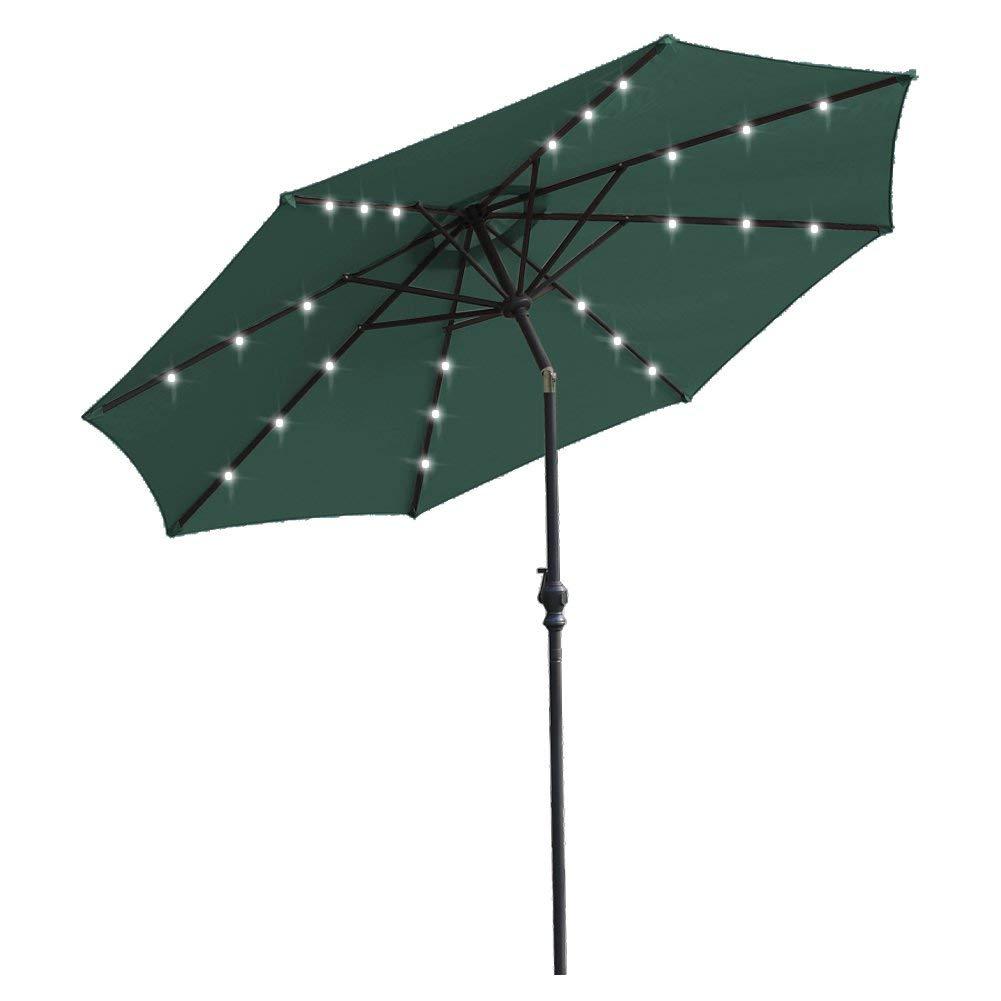 tilting solar umbrella - 1001×1001
