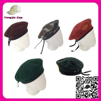 French Military Beret