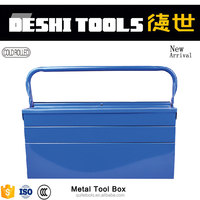 China Factory Advanced Stainless Steel ToolBox Portable