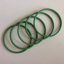 grass green 20-90 shore A 16mm nbr o-ring with cheap price hot sale