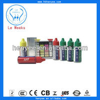 hot sale PH & CL Test kit,water testing field kit,swimming pool ph test kits
