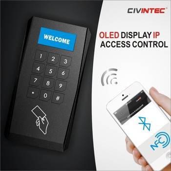 Outdoor Tcp/ip Mifare Nfc Bluetooth Reader,Digital Keypad Access Control  Wiegand Reader Rs485 Osdp - Buy Android Bluetooth Nfc Reader,Mifare Reader