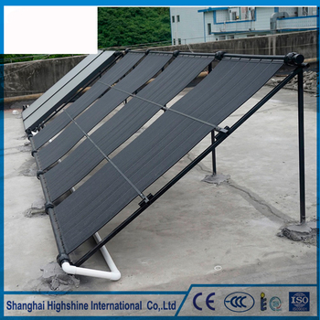 Automatic Rubber Panel Solar Pool Heater Epdm Swimming Heating Collector Buy Rubber Panel Solar Pool Heater Rubber Diy Pool Heater Rooftop Solar