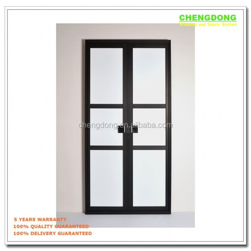 En aluminium pliantes portes porte coulissante rabattable for Portes pliantes exterieur