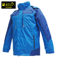2014 men 3 in 1 outdoor jacket,ski-wear,waterproof windproof