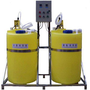 High quality dosing machine chlorination and chemical system unit