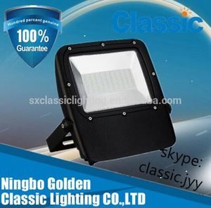 factory 5 years warranty aluminum outdoor ip66 cheap 300 watt led flood light