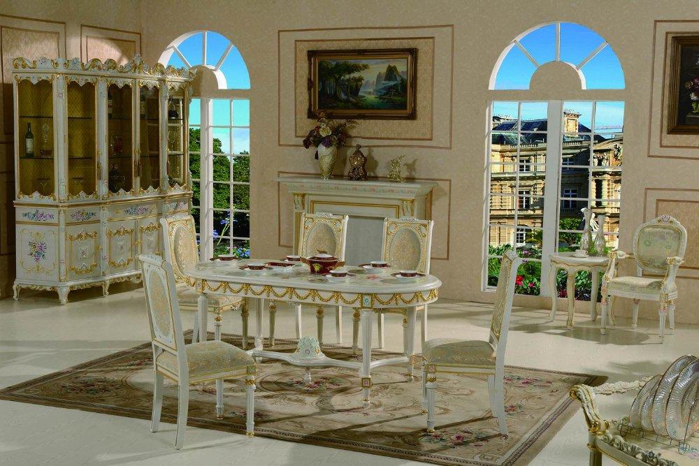 italian style dining room sets | Italian style dining room furniture Italian furniture made ...