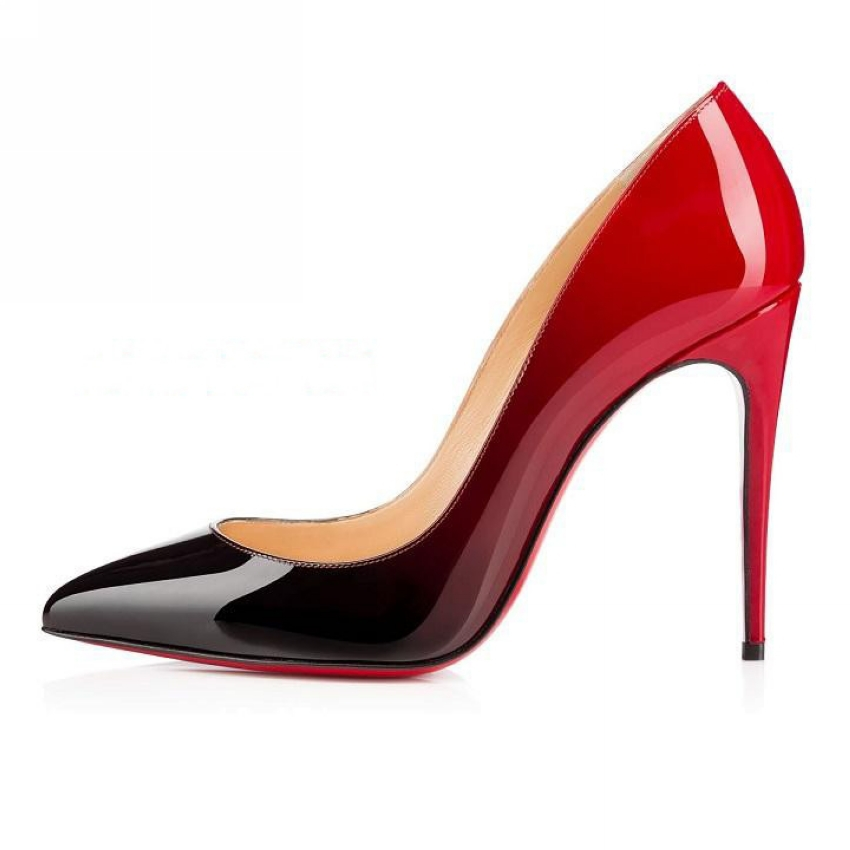 What Brand Shoes Have Red Bottoms
