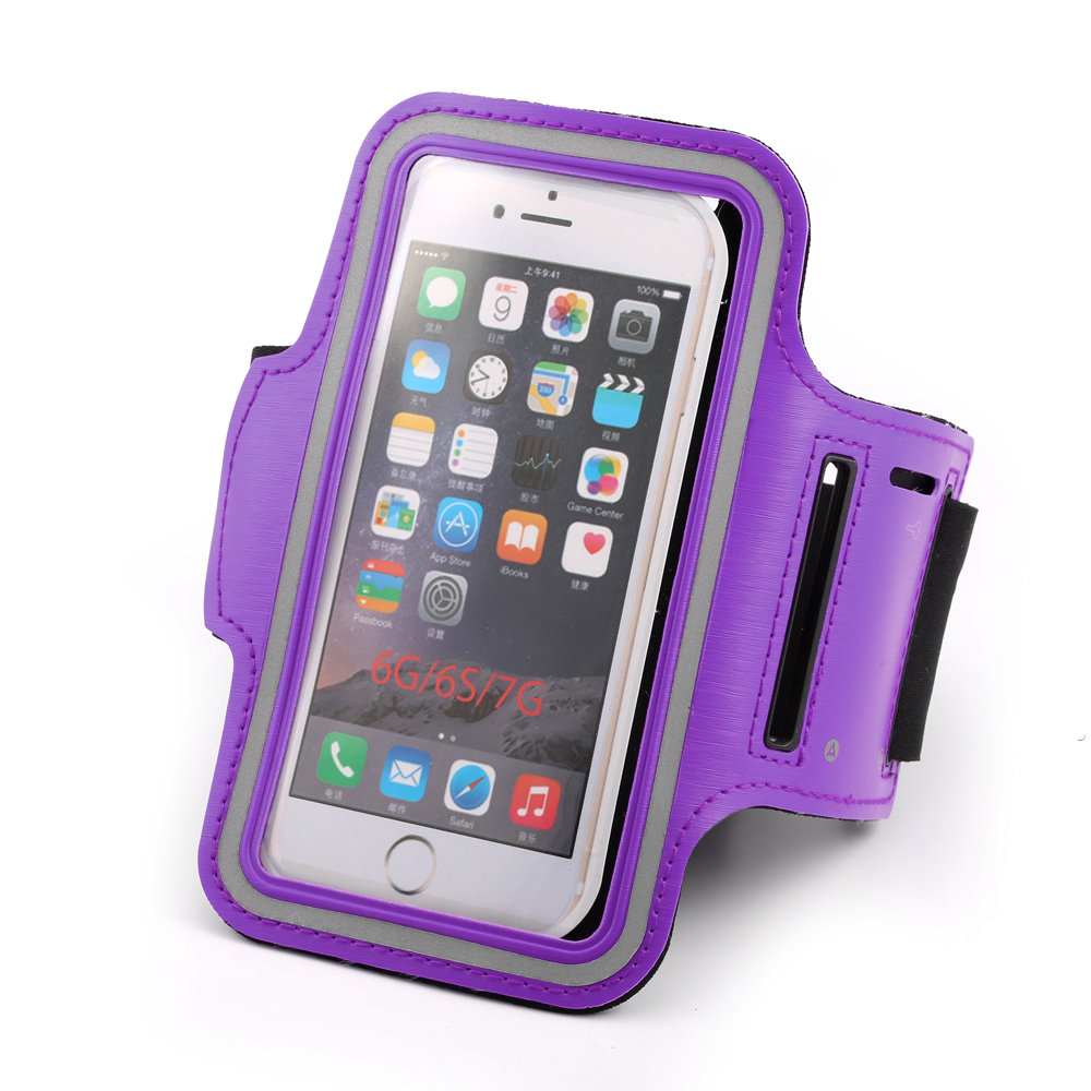 mobile cell phone sports armband case for samsung galaxy note 4 S4