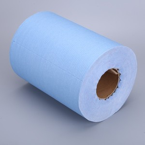 Super absorption industrial tissue paper wipe jumbo roll