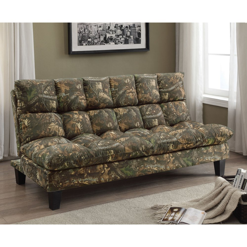 Get Quotations Coaster Sofa Beds And Futons 551065 70 Adjule With Bed Option Biscuit Tufted