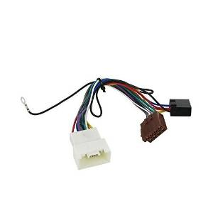 Wiring Harness Adapter for Mitsubishi Outlander 2007- ISO stereo plug adaptor