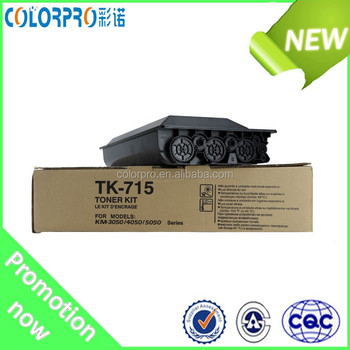 Tk-715/718 Copier Toner For Kyocera Copier Km-3050 / 4050 / 5050 ...