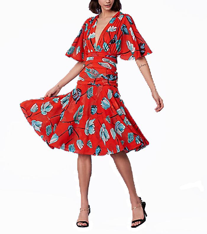 2018 Summer Beach Wrap Fancy African Kitenge Lady Dress