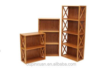 Nuovo Design Mobili Libreria Di Bambù Scaffali - Buy Scaffali,Di ...