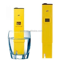The hotsale items price for ph meter and digital ph meter portable ph meter