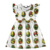 Easter baby wear clothing children clothing girls boutique party dresses