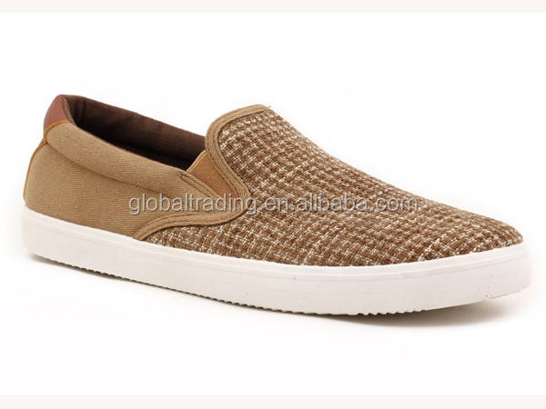 IN ROUTE Top Quality Injection Canvas Shoes Man Wenzhou Shoes GT-12418-1