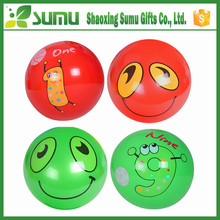 eco friendly high quality good quality pvc inflatable beach ball in bulk