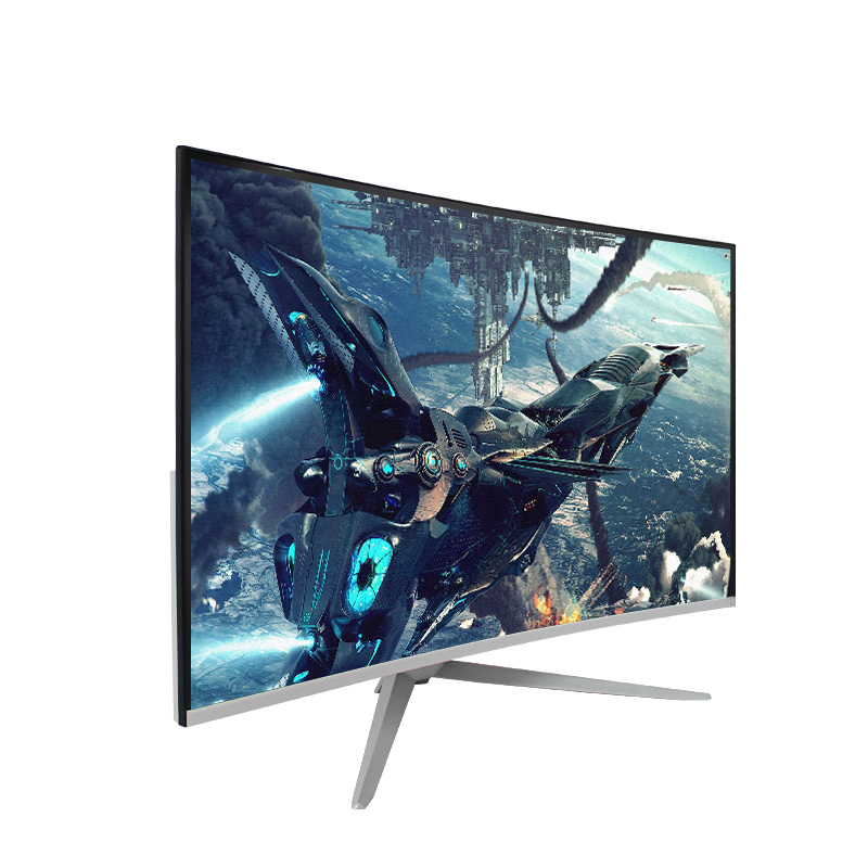 oem manufacturers 32 inch 16:9 curved led gaming monitor