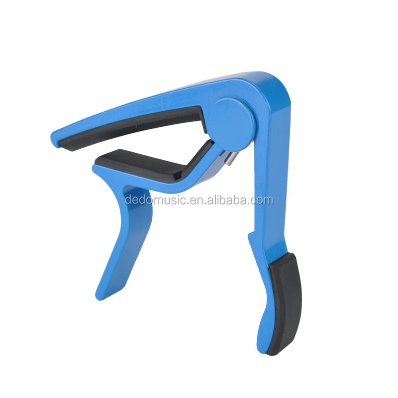 Guitar Capo for Acoustic Electric Guitar Blue