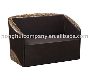 Best selling salon waiting sofa for wholesale H-D008B